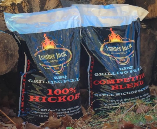 LumberJack Wood Pellets
